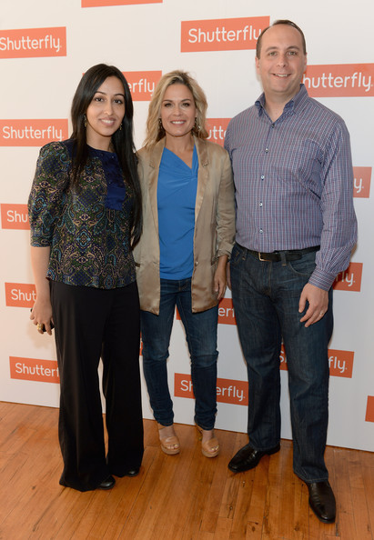 Celebs Present Shutterfly by Design in NYC