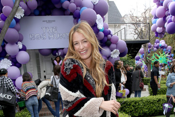 Cat Deeley AKID Brand's 3rd Annual 'The Egg Hunt'