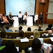 Catarina Midby Sustainability Panel Discussion in NYC