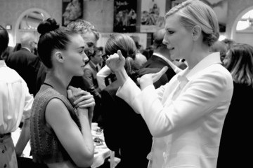 Cate Blanchett Rooney Mara An Alternative View of the 16th Annual AFI Awards