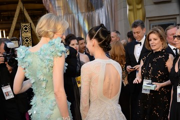 Cate Blanchett Rooney Mara 88th Annual Academy Awards - Red Carpet Pictures
