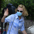 Cate Blanchett Celebrity Excelsior Arrivals During The 77th Venice Film Festival - Day 5