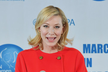 Cate Blanchett 2017 UN Women for Peace Association March In March Awards Luncheon