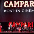 Caterina Guzzanti Campari at 77 Venice Film Festival -  Campari Boat in Cinema – Night 2