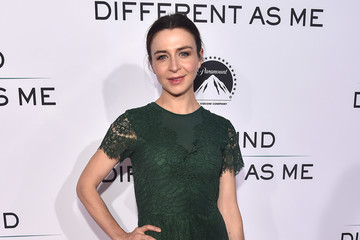 Caterina Scorsone Premiere Of 'Same Kind Of Different As Me' - Red Carpet