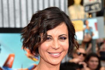 Catherine Bell 'Planes: Fire & Rescue' Premieres in Hollywood