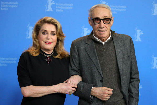 Farewell To The Night' Photocall - 69th Berlinale International Film Festival