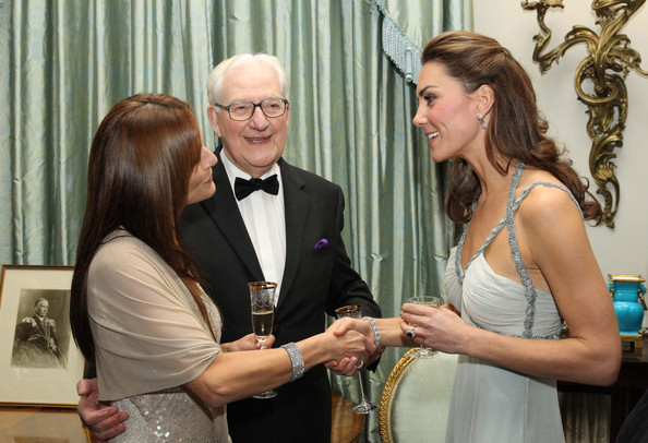Kate Middleton Attends 'In Kind Direct' Charity Event At Clarence House