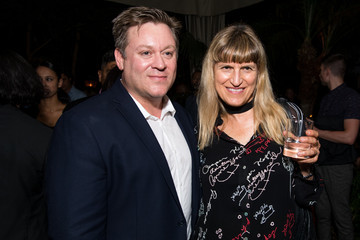 Catherine Hardwicke Shaun Redick Premiere Of Focus Features' 'BlacKkKlansman' - After Party