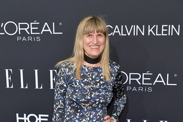 Catherine Hardwicke ELLE's 25th Annual Women In Hollywood Celebration Presented By L'Oreal Paris, Hearts On Fire And CALVIN KLEIN - Red Carpet