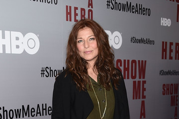 Catherine Keener Guests Attend the 'Show Me a Hero' New York Screening