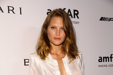 Catherine McNeil amfAR Milano 2014 - Arrivals - Milan Fashion Week Womenswear Spring/Summer 2015
