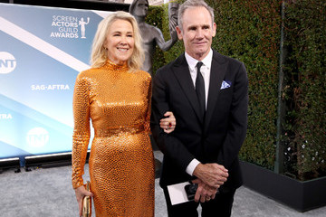 Catherine O'Hara Bo Welch 26th Annual Screen ActorsGuild Awards - Red Carpet