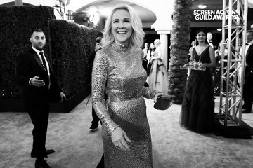 Catherine O'Hara 26th Annual Screen ActorsGuild Awards - Red Carpet