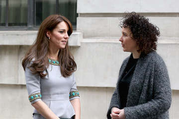 Catherine Roche The Duchess of Cambridge Attends Place2Be Headteacher Conference