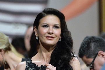 Catherine Zeta Jones 42nd AFI Life Achievement Award Honoring Jane Fonda - Backstage And Audience