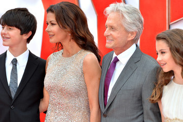 Catherine Zeta-Jones Marvel's 'Ant-Man' - European Premiere - Red Carpet Arrivals