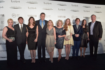 "Cathleen Sutherland Vanity Fair Campaign Hollywood - Chrysler Toast To Richard Linklater And ""Boyhood"""