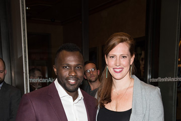 Cathryn Stringer 'Old Times' Broadway Opening Night