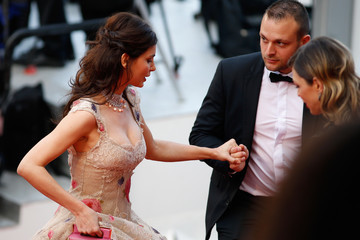Catrinel Marlon 'The Unknown Girl (La Fille Inconnue)' - Red Carpet Arrivals - The 69th Annual Cannes Film Festival
