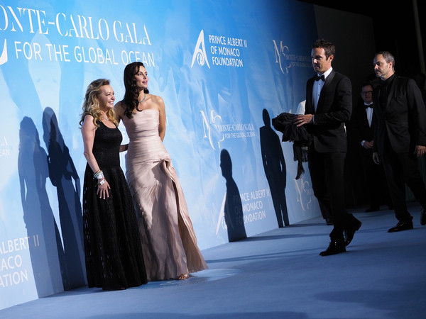 Monte-Carlo Gala For The Global Ocean 2019 - Arrivals