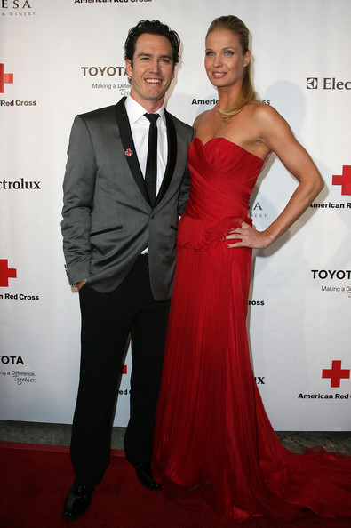 Catriona McGinn - American Red Cross, Santa Monica Chapter's Annual Red Tie Affair