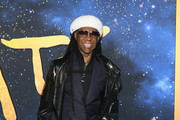"""Nile Rodgers attends the world premiere of """"Cats"""" at Alice Tully Hall, Lincoln Center on December 16, 2019 in New York City."""