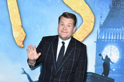 """James Corden attends the world premiere of """"Cats"""" at Alice Tully Hall, Lincoln Center on December 16, 2019 in New York City."""