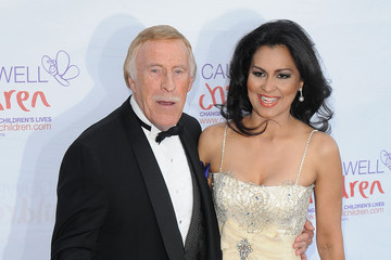 Bruce Forsythe The Caudwell Children Butterfly Ball - Arrivals
