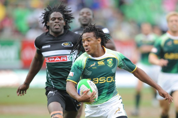 2010/11 HSBC Sevens World Series - IRB Sevens Series in South Africa - Day One