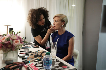 Cecile Richards Glamour Celebrates 2017 Women Of The Year Awards - Backstage