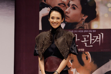 Cecilia Cheung Busan International Film Festival - Day 2