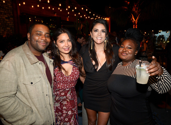 Comedy Central's Emmy Party [event,party,friendship,nightclub,fun,night,alcohol,drink,leisure,smile,kenan thompson,r,cecily strong,california,hollywood,dream hotel,comedy central,l,emmy party]