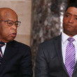 Cedric Richmond 50th Anniversary Of MLK Jr.'s Assassination Commemorated At U.S. Capitol