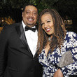 Cedric Yarbrough Mercedes-Benz USA Awards Viewing Party At Four Seasons, Beverly Hills, CA