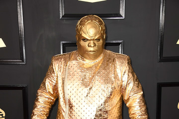 Cee-Lo Green The 59th GRAMMY Awards - Arrivals