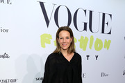 """Alexandra Neldel at the """"Celebrate 40 years – Best of Vogue Salon"""" during the Berlin Fashion Week Spring/Summer 2020 at KaDeWe on July 05, 2019 in Berlin, Germany."""