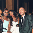 Kendrick Sampson and Issa Rae Photos