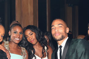 Kendrick Sampson and Issa Rae Photos Photo