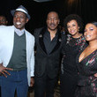 Wesley Snipes and Nia Long Photos