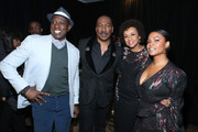 Wesley Snipes and Nia Long Photos Photo
