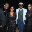 Wesley Snipes and Estelle Photos