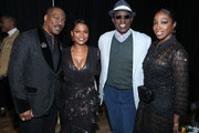 Wesley Snipes and Estelle Photos Photo
