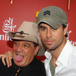 Ian Molly Meldrum Celebrities Attend Emirates Melbourne Cup Day