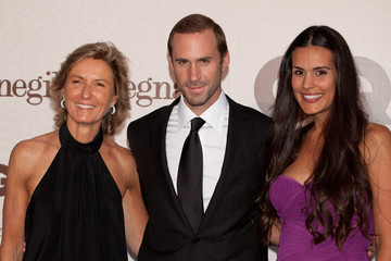 Anna Zegna Maria Dolores Dieguez Celebrities Attend 'GQ Elegant Men of the Year' Awards 2011