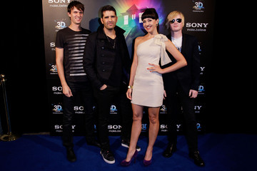 James Ash Celebrities Attend Sony 3D World Launch
