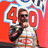 Austin Dillon Photos - Austin Dillon attends the Monster Energy NASCAR Cup Series race at Auto Club Speedway at Auto Club Speedway on March 17, 2019 in Fontana, California. - Celebrities At The Monster Energy NASCAR Cup Series Race At Auto Club Speedway