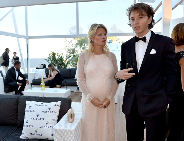Melanie Thierry in Celebrities At The Terrazza Maserati - Day 6 ...