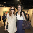 Melissa Bent Celebrities And VIPS Attend Art Basel Miami Beach