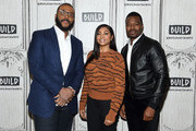 Tyler Perry and Lyriq Bent Photos Photo